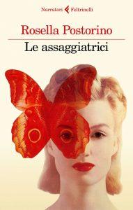 Copertina del libro le assaggiatrici di Rosella Postorino